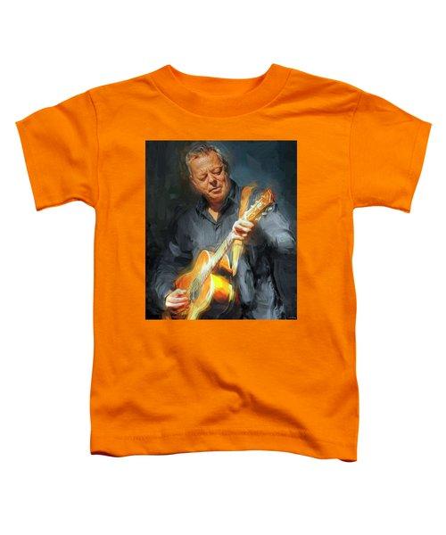 Tommy Emmanuel Toddler T-Shirt