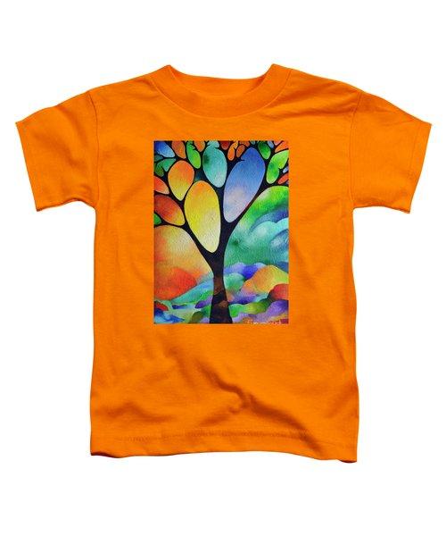 Tree Of Joy Toddler T-Shirt