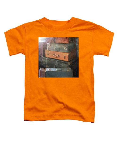 Up In The Attic Toddler T-Shirt