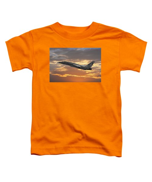 Vigilante In The Sunset Toddler T-Shirt