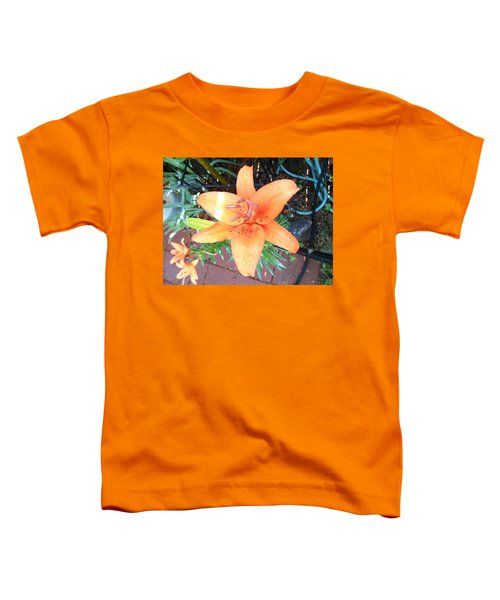 Waiting Lily  Toddler T-Shirt