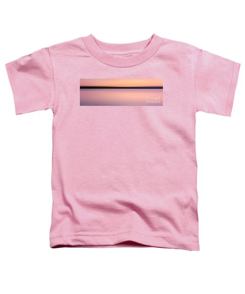 Abstract Sunset 2 Toddler T-Shirt