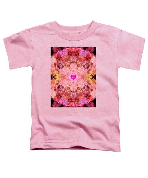 Archangel Chamuel Toddler T-Shirt