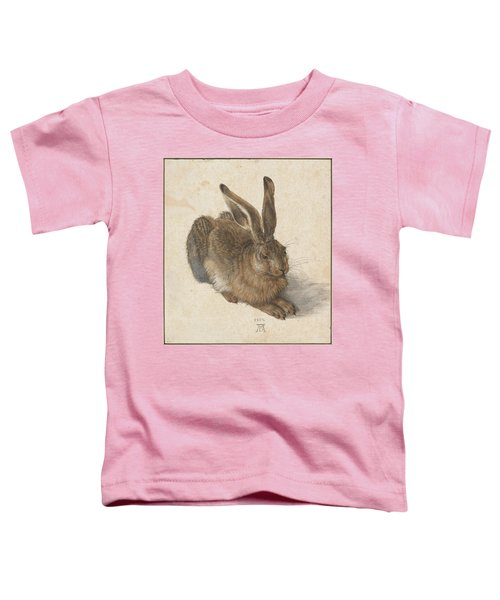 Young Hare Toddler T-Shirt