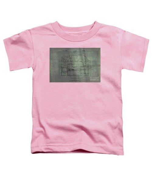 Harleigh Holmes Original Automobile Patent  Toddler T-Shirt