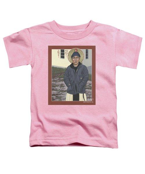 Holy World Evangelist Thomas Merton 267 Toddler T-Shirt