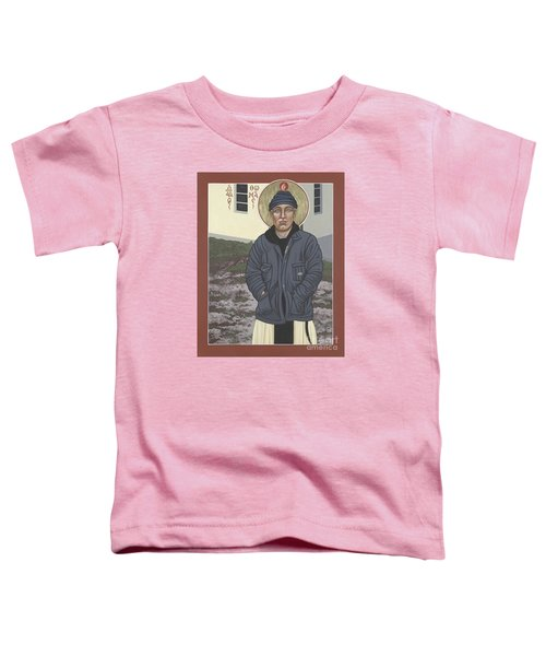 Holy World Evangelist Thomas Merton 267 Toddler T-Shirt