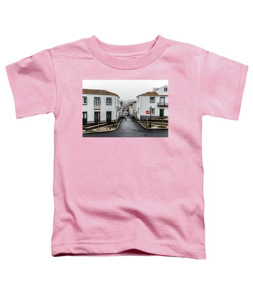 Municipality Of Ribeira Grande Toddler T-Shirt