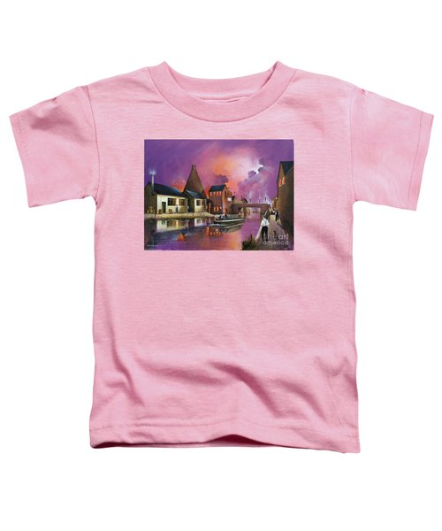 The Red House Cone - Wordsley Toddler T-Shirt