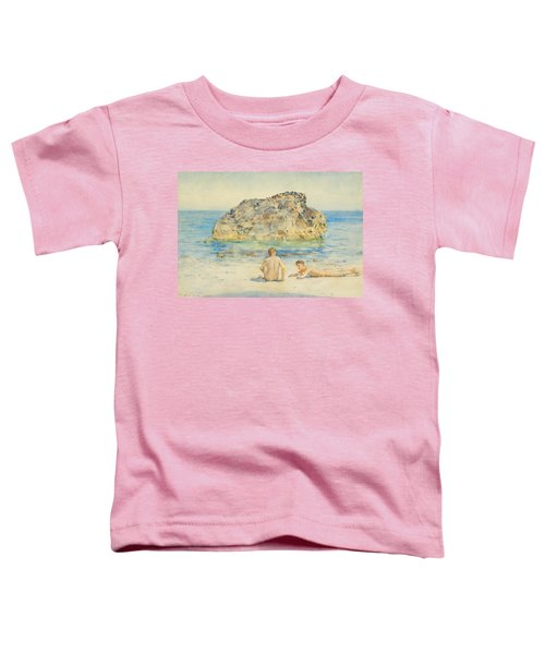 The Sunbathers Toddler T-Shirt