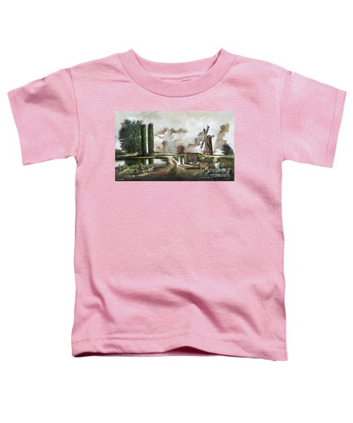 The Windmill Toddler T-Shirt