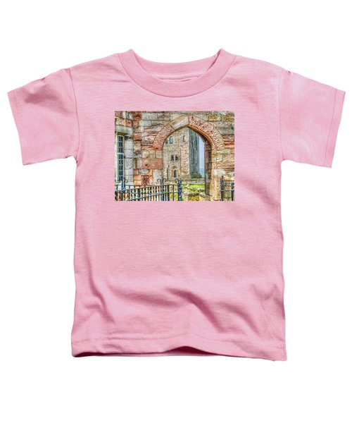 Through The Arch Toddler T-Shirt