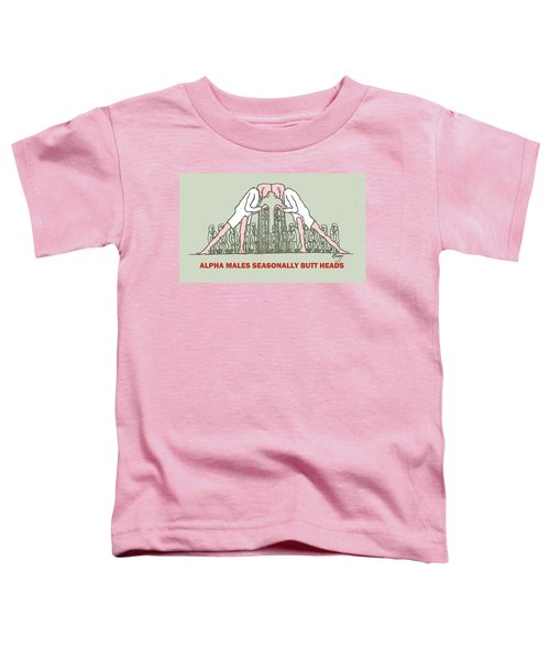 Tis The Season Toddler T-Shirt