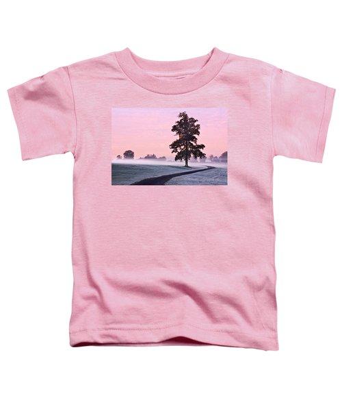 Tree At Dawn / Maynooth Toddler T-Shirt
