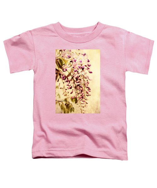 Vintage Wisteria Toddler T-Shirt