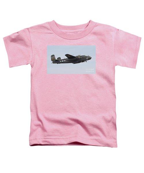 Vintage World War II Bomber Toddler T-Shirt