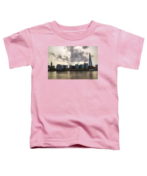 London Toddler T-Shirt by Joana Kruse