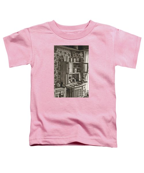 1800s Kitchen Toddler T-Shirt