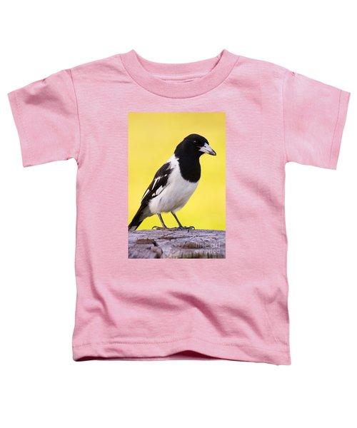 Fencepost Magpie Toddler T-Shirt