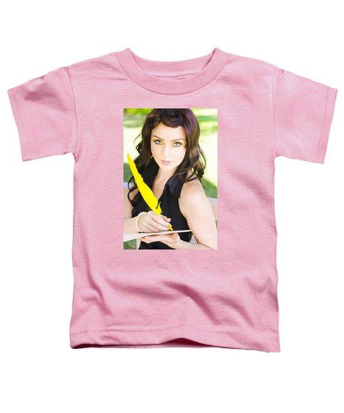 Love Letter Toddler T-Shirt