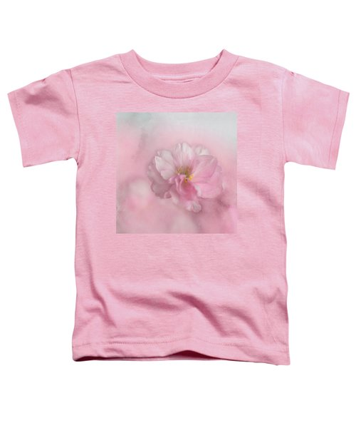 Pink Blossom Toddler T-Shirt