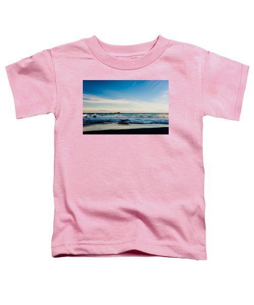 Sunlight On Beach Toddler T-Shirt