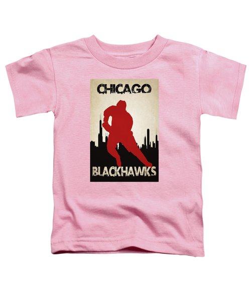 Chicago Blackhawks Toddler T-Shirt