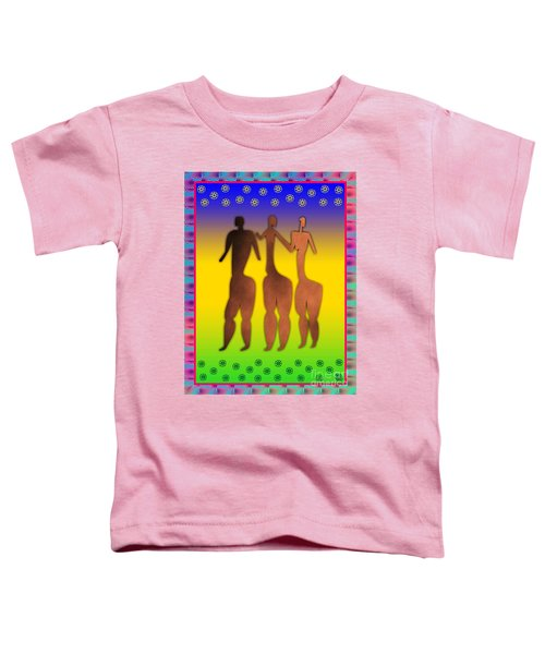 3 Sisters Toddler T-Shirt