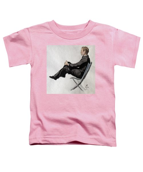 Gatsby Study 2 Toddler T-Shirt