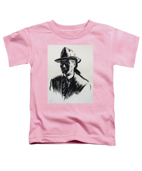 Secret Agent Study 3 Toddler T-Shirt