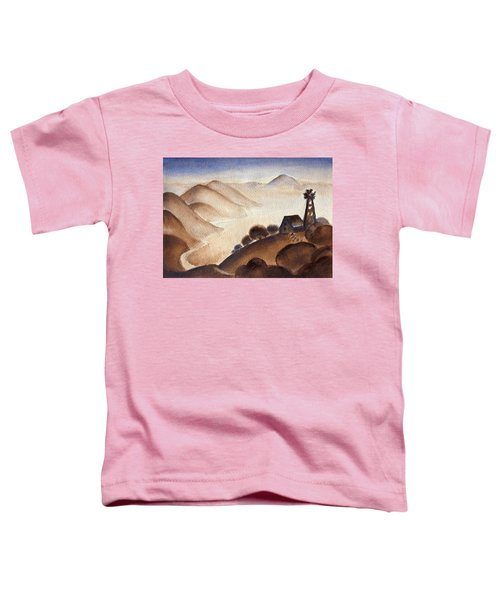 Americana Homeland Toddler T-Shirt