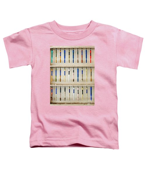 4 Out Of 5 Dentists Recommend Brushing Toddler T-Shirt