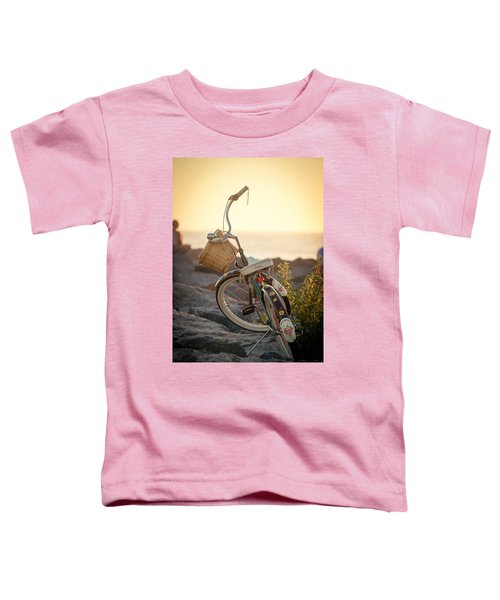 A Bike And Chi Toddler T-Shirt