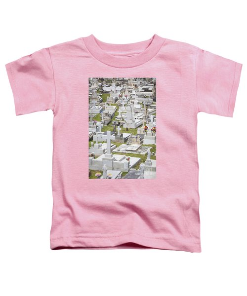A Cemetery In Old San Juan Puerto Rico Toddler T-Shirt