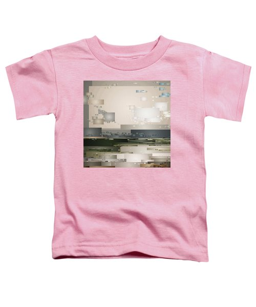 A Cloudy Day Toddler T-Shirt