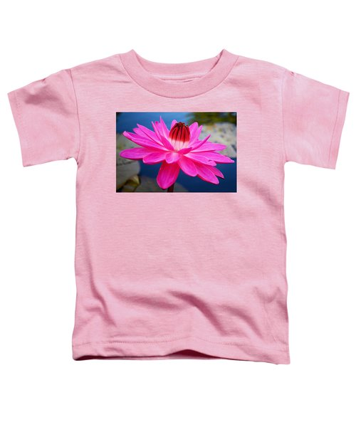 A Flower And A Dream... Toddler T-Shirt