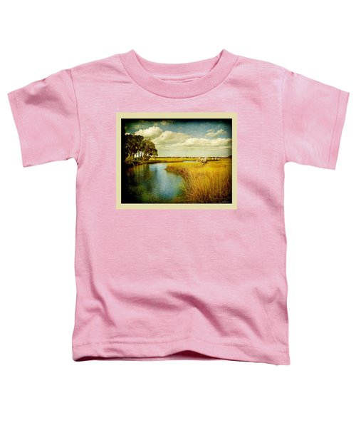 A Melancholy Afternoon Toddler T-Shirt
