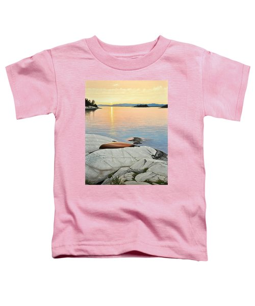 A Quiet Time Toddler T-Shirt