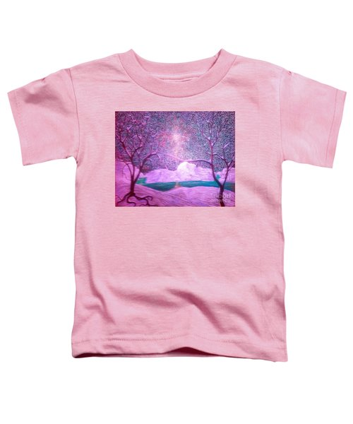 A Touch Of Love Toddler T-Shirt