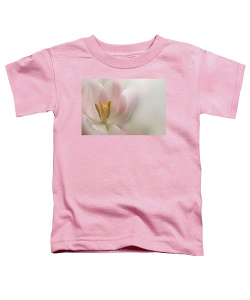 A Touch Of Pink Toddler T-Shirt