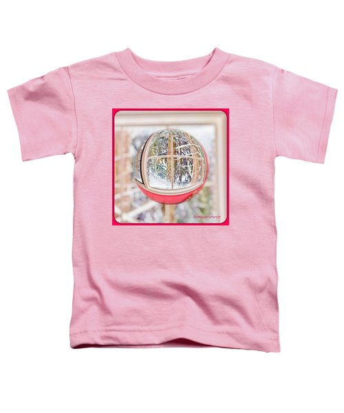 A Winter Marble From Christmas Past Toddler T-Shirt