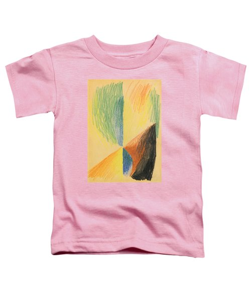Abstract Forms Xiv Toddler T-Shirt