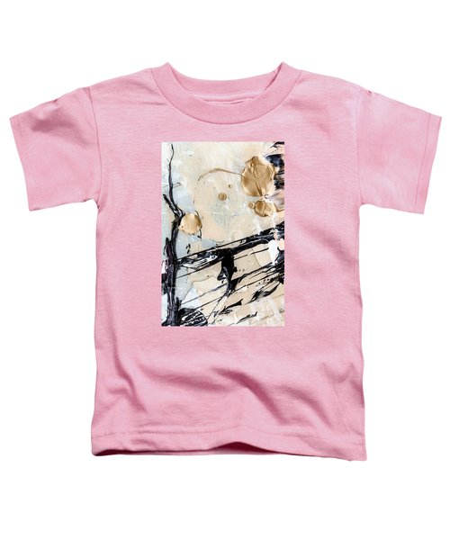 Abstract Original Painting Untitled Twelve Toddler T-Shirt