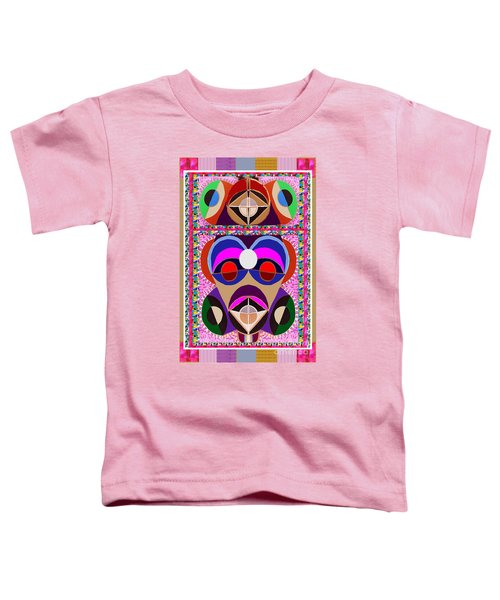 African Art Style Mascot Wizard Magic Comedy Comic Humor  Navinjoshi Rights Managed Images Clawn    Toddler T-Shirt by Navin Joshi