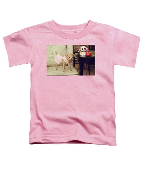 All Dressed Up Toddler T-Shirt