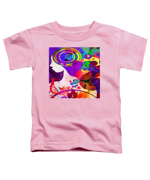 All Her Wonder 2 Toddler T-Shirt