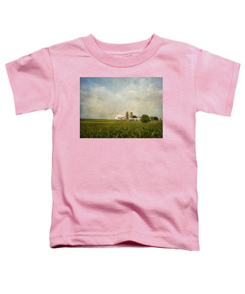 Amish Farmland Toddler T-Shirt