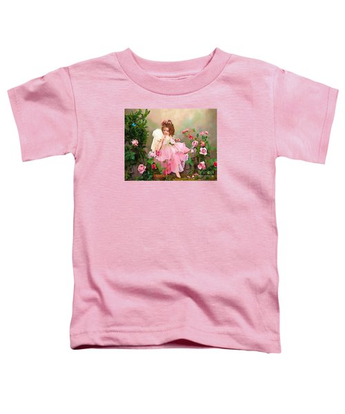 Angel And Baby  Toddler T-Shirt