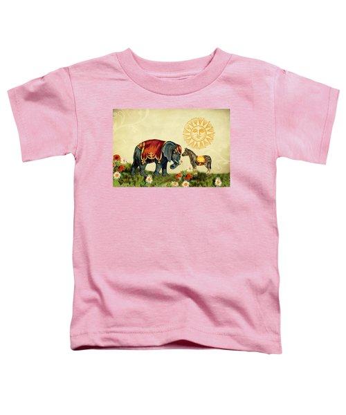 Animal Love Toddler T-Shirt