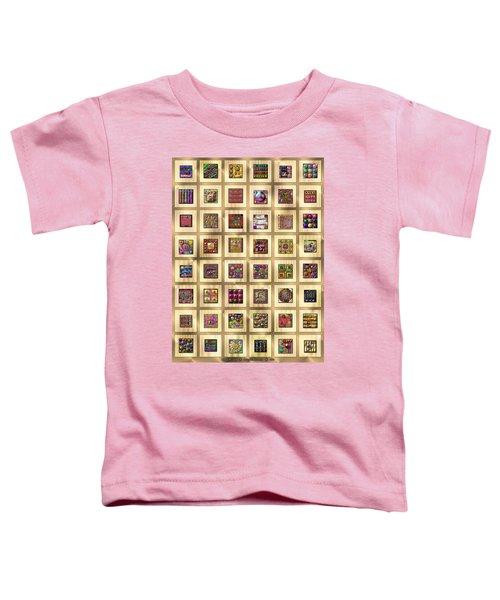 Antique Digitalia  Toddler T-Shirt